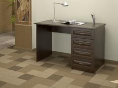 Письменный стол Классика 4 ящика