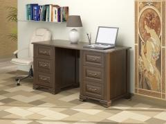 Стол письменный Лира 2Т с ящиками