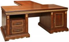 Письменный стол Милана с приставкой