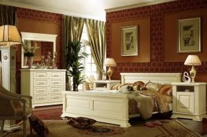 Спальный гарнитур Верди Люкс 1к